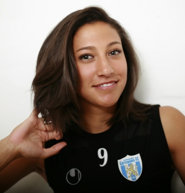 Christen Press – Sexy Soccer Player
