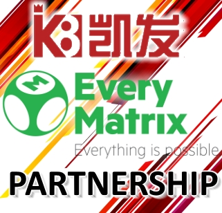 EveryMatrix Signs Deal with K8 after Releasing an upgrade in its Software