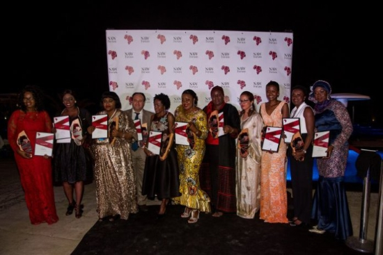 2017 New African Woman in Sport Award