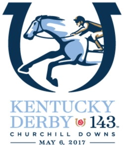 2017 Kentucky Derby Logo