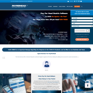 PayPerHead.com Bookie Pay Per Head Company