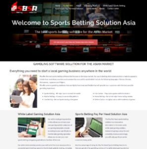 SportsBettingSolutionAsia.com Pay Per Head Review